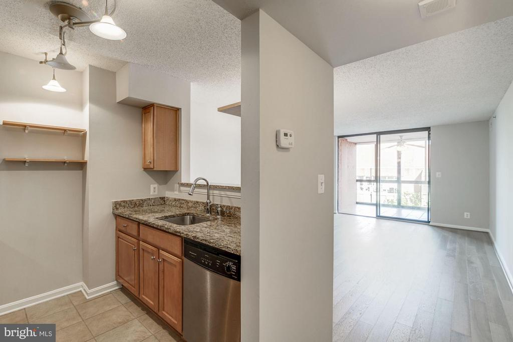 Open kitchen - 1024 UTAH ST #820, ARLINGTON