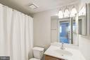 Sleek bathroom! - 1024 UTAH ST #820, ARLINGTON