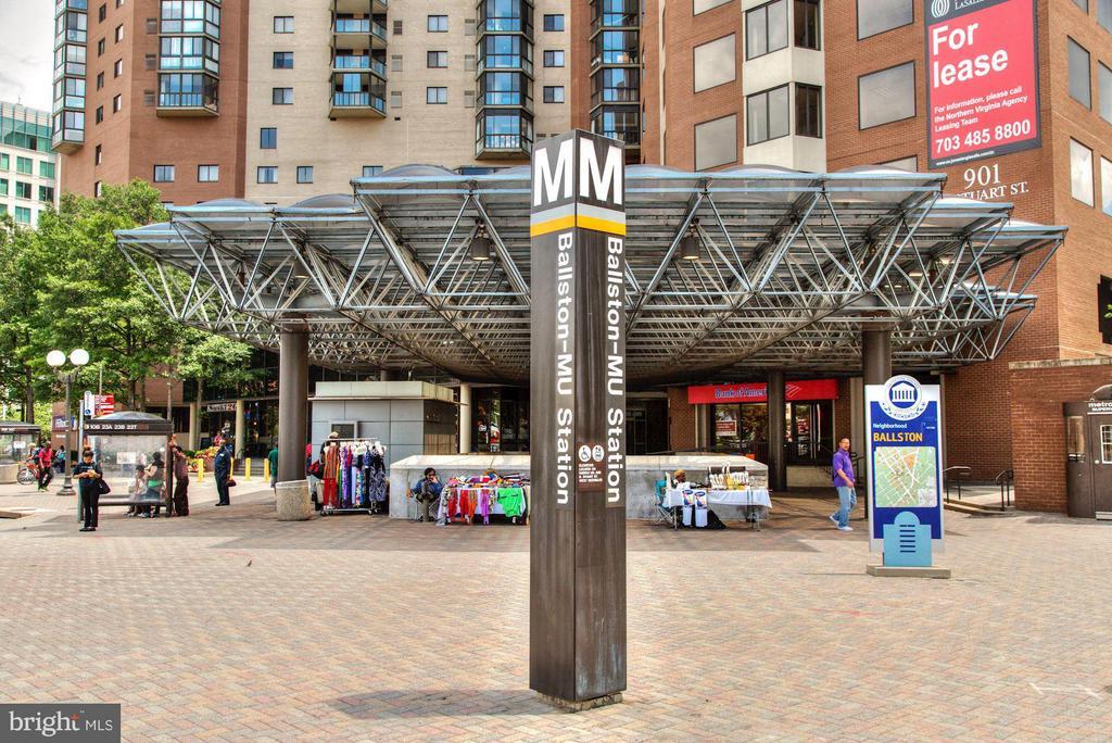 Ballston Metro - 1024 UTAH ST #820, ARLINGTON