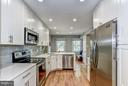 Kitchen - 11715 N SHORE DR, RESTON