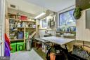 Basement Storage/Utility Room - 11715 N SHORE DR, RESTON