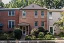 Exterior (Front) - 11715 N SHORE DR, RESTON