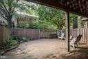 Fenced in Custom Paver Patio - 11715 NORTH SHORE DR, RESTON