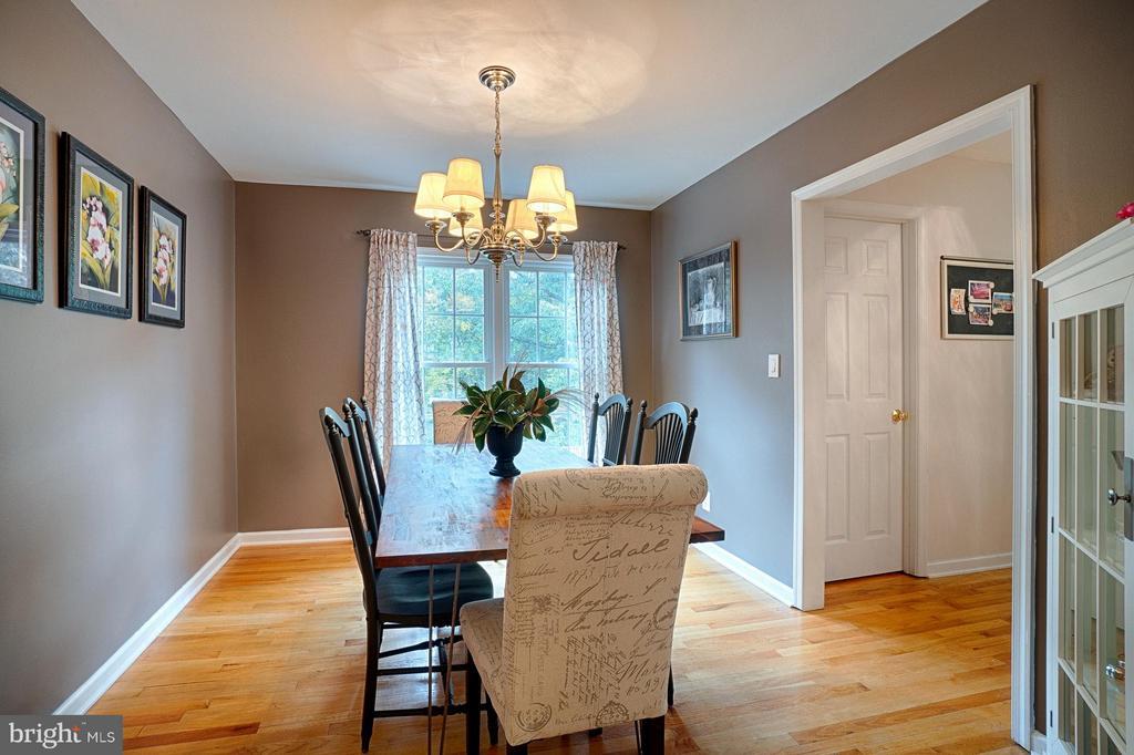 Dining Room - 6018 WATERBURY CT, SPRINGFIELD