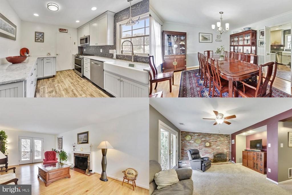 Rooms designed for comfortable living - 2610 MARCEY RD, ARLINGTON