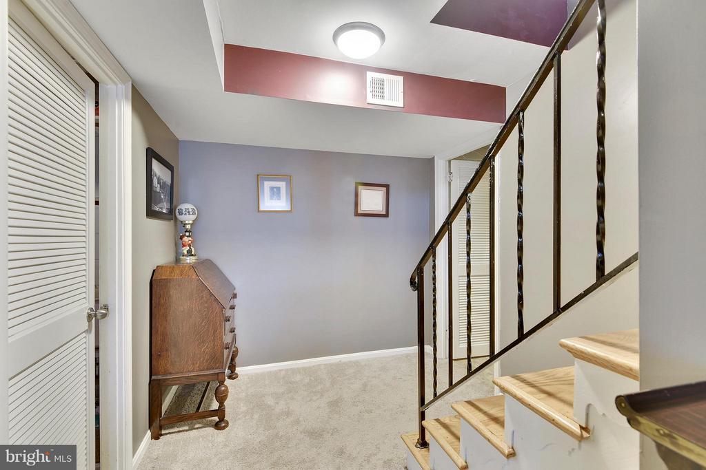 Lower Level Foyer - 2610 MARCEY RD, ARLINGTON