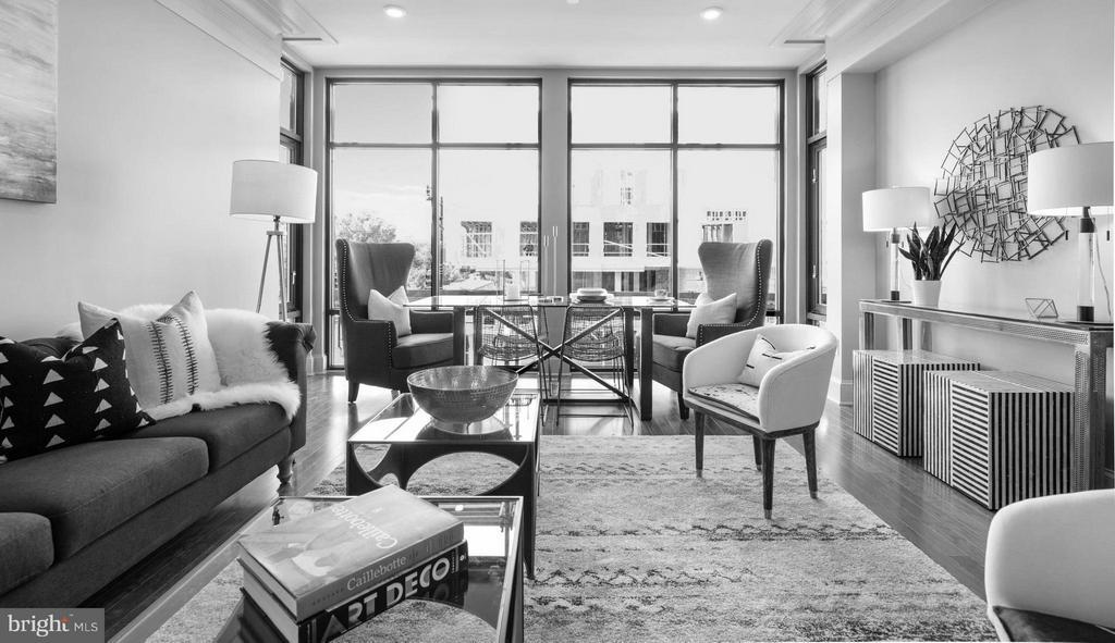 Exterior (General) - 1301 H ST NE #3, WASHINGTON