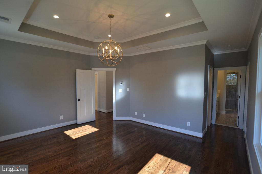2 WALK-IN CLOSETS),TRAY CEILING,READING LIGHTS - 206 MARSHALL ST, FALLS CHURCH