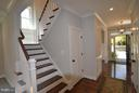 EAUTIFUL QUALITY DETAILED TRIM - 206 MARSHALL ST, FALLS CHURCH