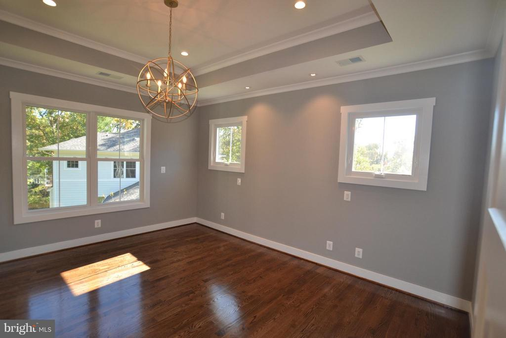 LARGE OWNER'S SUITE, LOTS OF LIGHT - 206 MARSHALL ST, FALLS CHURCH
