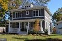 FULLY LANDSCAPED - 206 MARSHALL ST, FALLS CHURCH