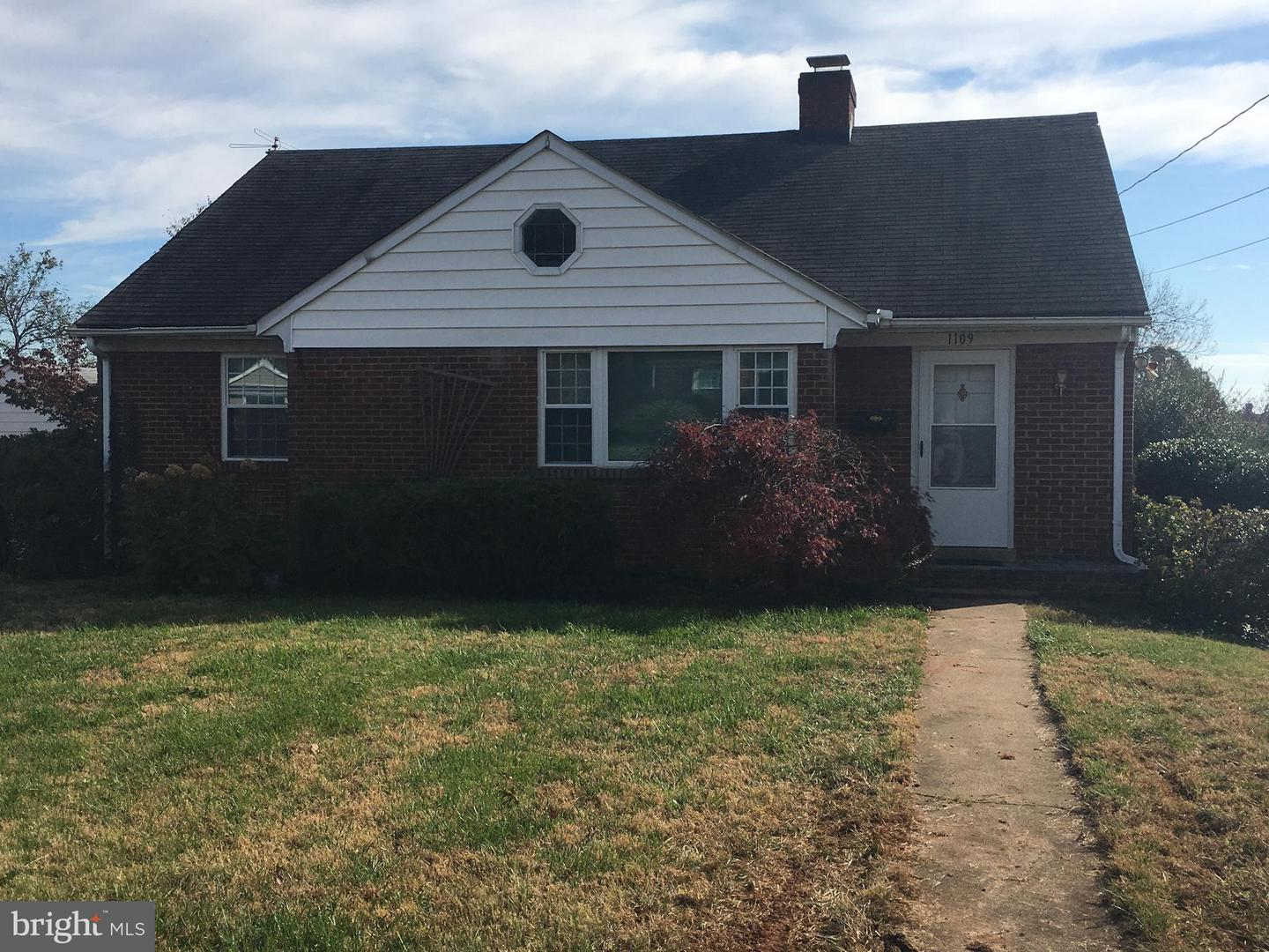 Other Residential for Rent at 1109 Stuart St Culpeper, Virginia 22701 United States