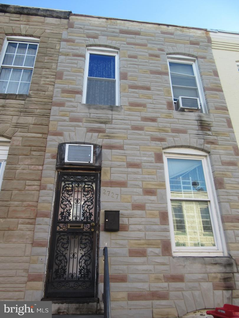Single Family for Sale at 2727 Miles Ave Baltimore, Maryland 21211 United States