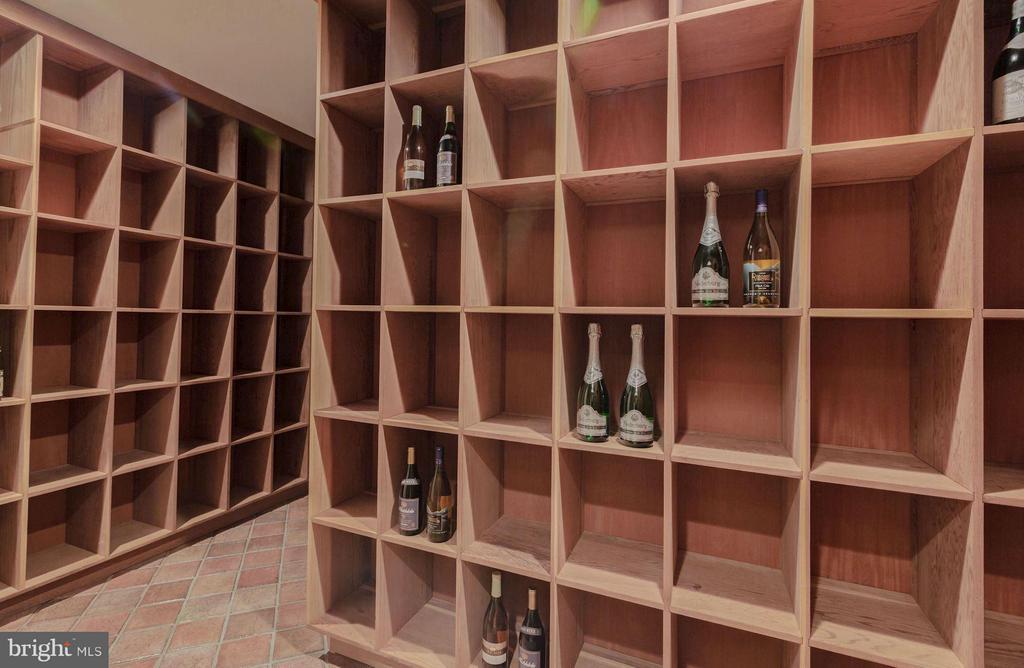 Wine Cellar - 1125 BROOK VALLEY LN, MCLEAN