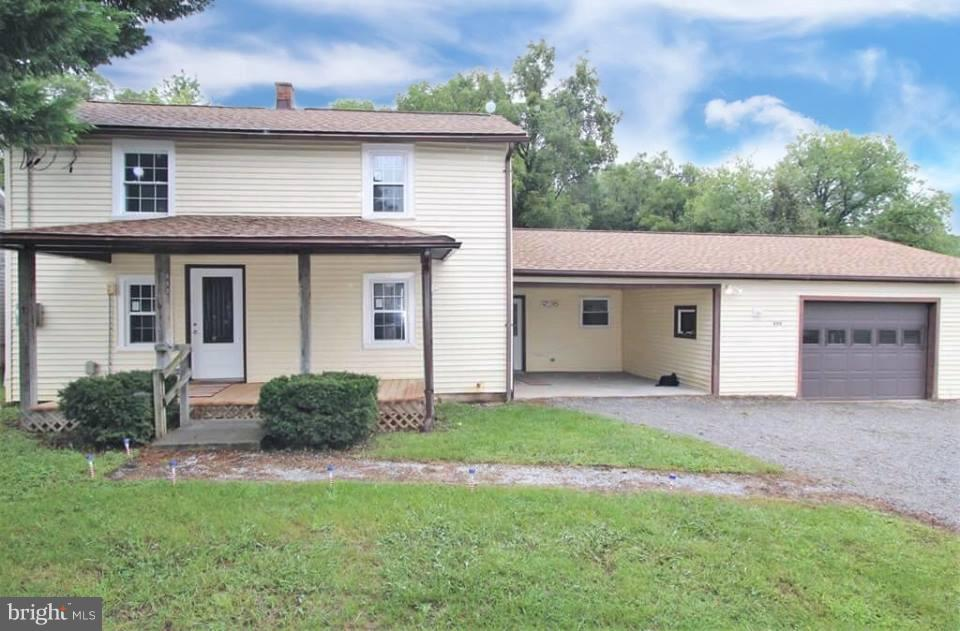 Single Family for Sale at 899 South River Rd Front Royal, Virginia 22630 United States