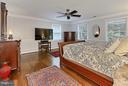 Bedroom (Master) - 6140 ANDRUS DR, WOODBRIDGE