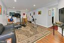 Basement Recreation Room - 6140 ANDRUS DR, WOODBRIDGE