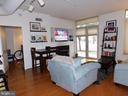 Living Room - 1201 GARFIELD ST #107, ARLINGTON