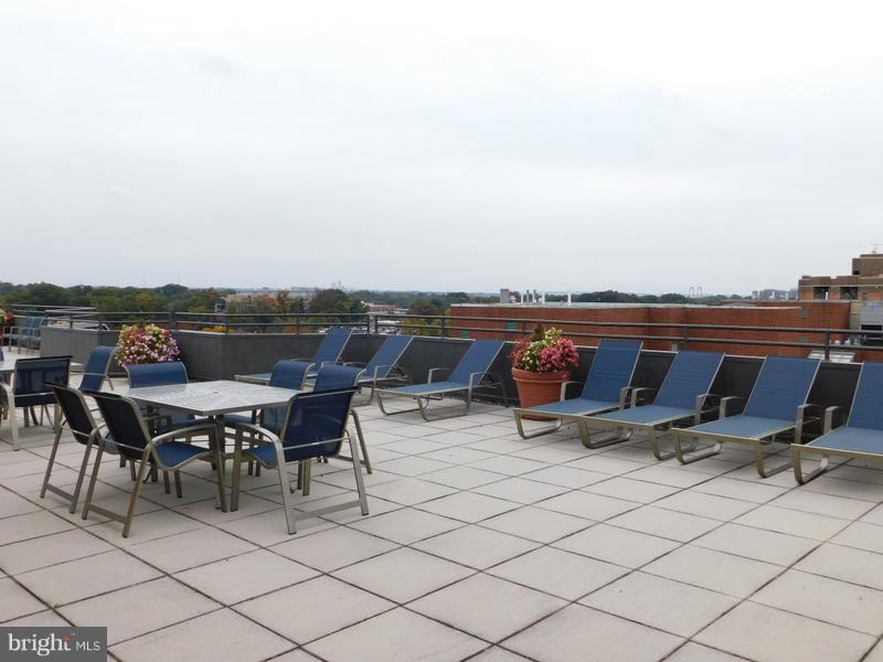 Great roof top views - 1001 VERMONT ST #101, ARLINGTON
