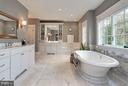 ENSUITE BATHROOM - 5708 LITTLE FALLS RD N, ARLINGTON