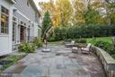 REAR TERRACE - IDEAL FOR AL FRESCO ENTERTAINING - 5708 LITTLE FALLS RD N, ARLINGTON