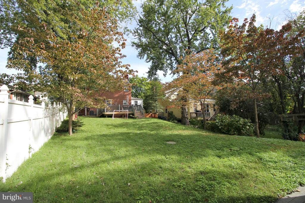 Level and grassy! - 200 N CLEVELAND ST, ARLINGTON