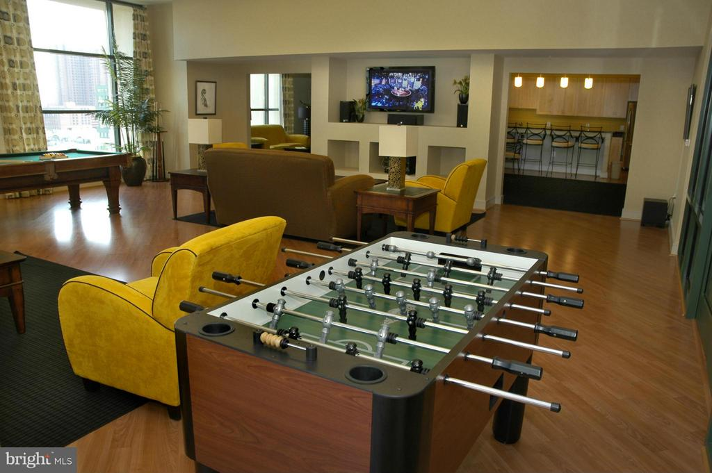 Property Club Room for Entertaining and Events - 414 WATER ST #1812, BALTIMORE