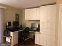 Built-In Work Area - 2166 WHISPERWOOD GLEN LN, RESTON