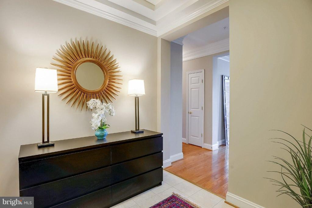 Entrance Foyer - 828 SLATERS LN #406, ALEXANDRIA