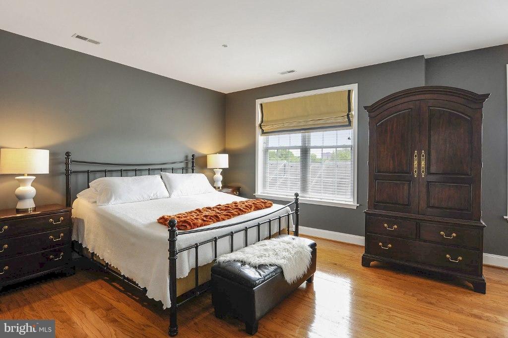 Master Bedroom - 828 SLATERS LN #406, ALEXANDRIA