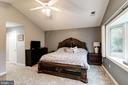 Bedroom (Master) - 6150 HATCHES CT, BURKE