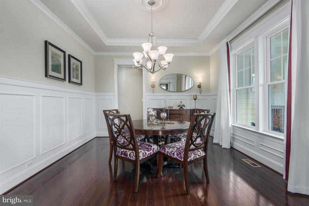 Dining Room - 0 DELANEY CHASE WAY, CENTREVILLE