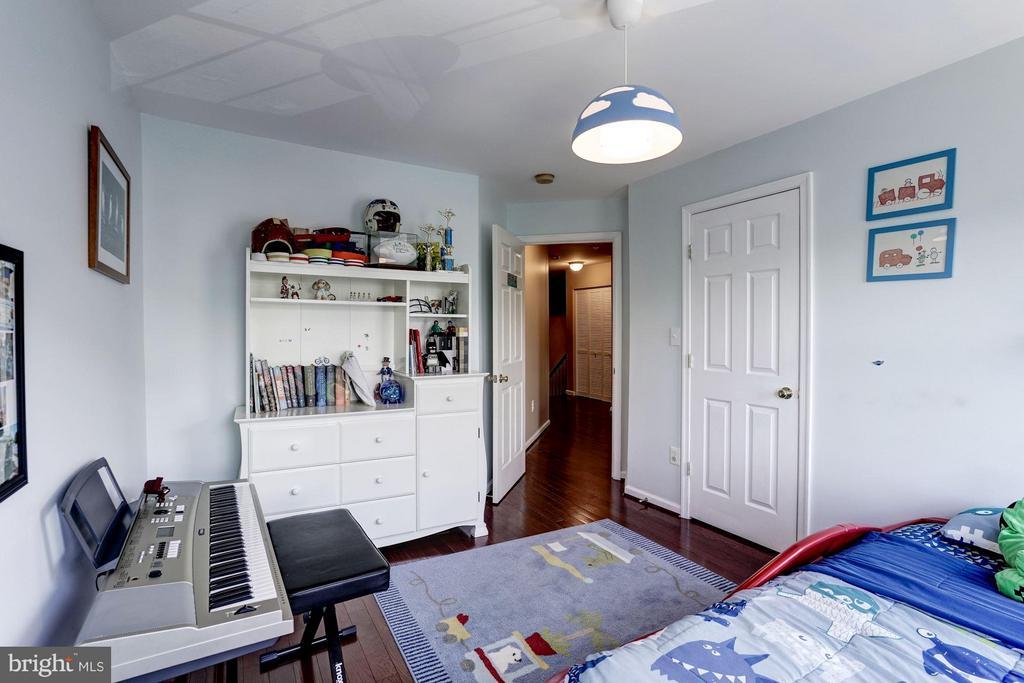 2nd Bedroom - 1932 CRESCENT PARK DR #28B, RESTON