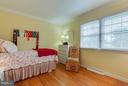 Another bedroom with so much natural light! - 1708 JUMPER CT, VIENNA