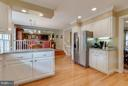 Entertaining is easy in this open space. - 1708 JUMPER CT, VIENNA