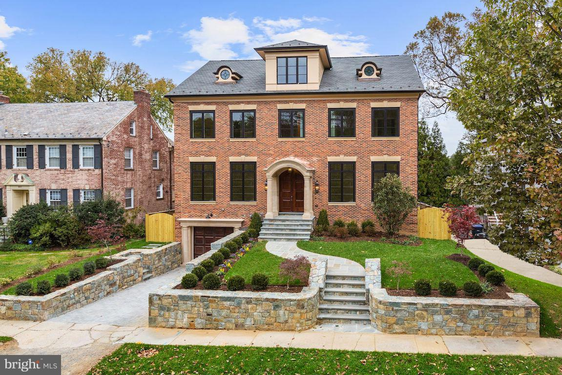 Single Family for Sale at 4837 Tilden St NW Washington, District Of Columbia 20016 United States