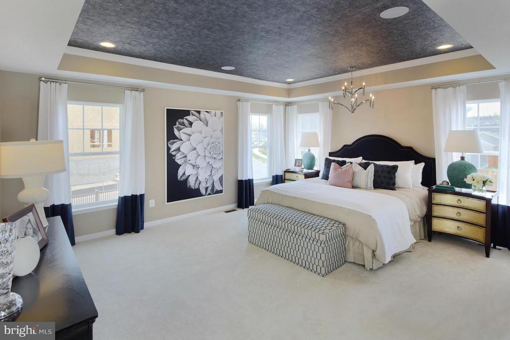 Bedroom (Master) - 355 EMBREY MILL RD, STAFFORD