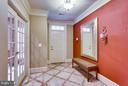 Lower Level Foyer Entry - 719 BRACEY LN, ALEXANDRIA