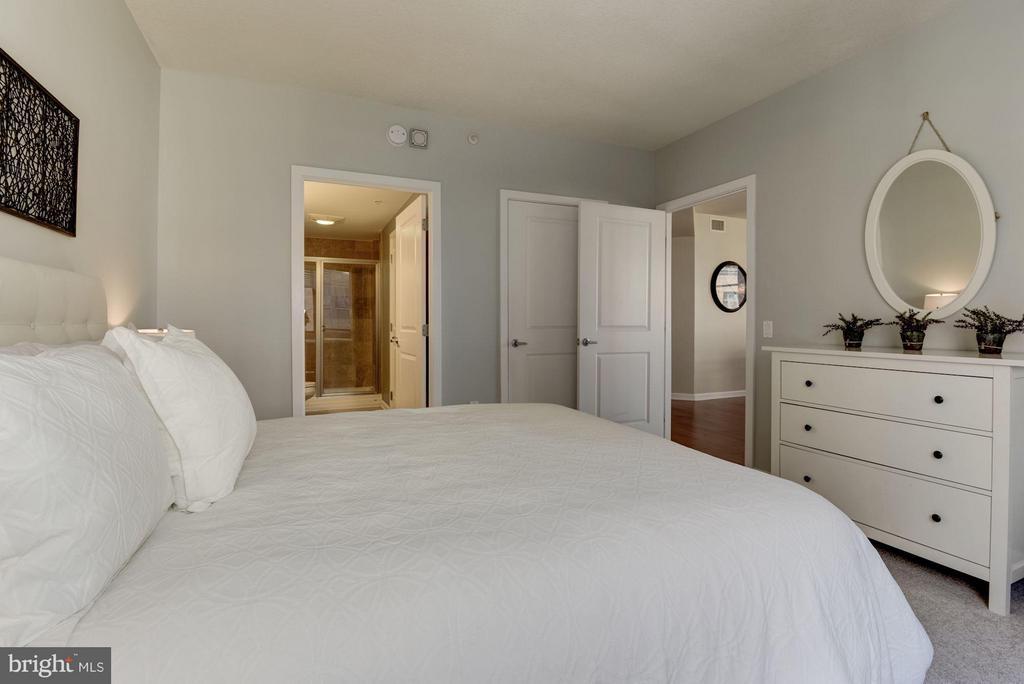 Bedroom (Master) - 440 L ST NW #405, WASHINGTON