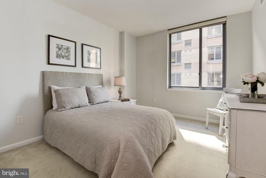 Bedroom - 440 L ST NW #405, WASHINGTON
