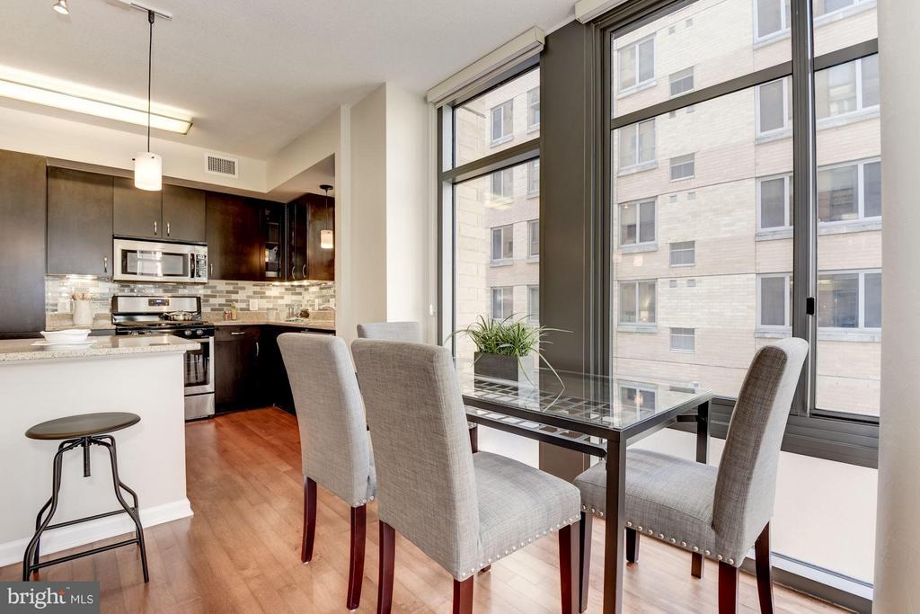 Dining Room - 440 L ST NW #405, WASHINGTON