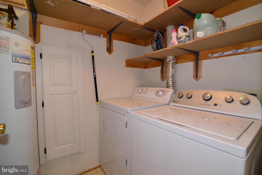 Laundry Room - 1119 HUNTMASTER TER NE #201, LEESBURG