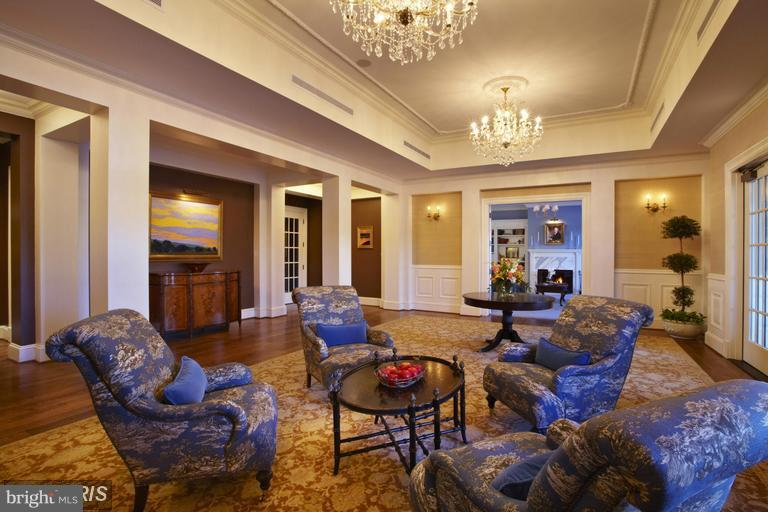 Clubhouse Lobby - 22360 WILSON MEADOWS LN, ALDIE