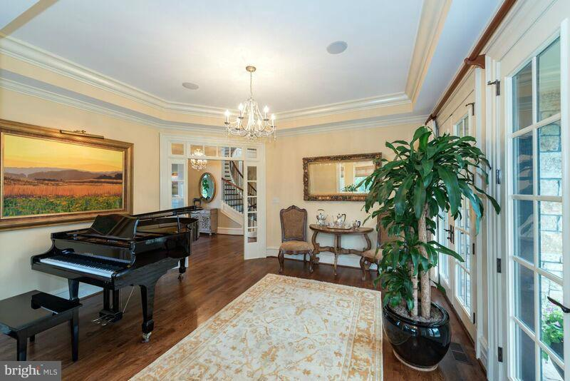 Music Room - 22360 WILSON MEADOWS LN, ALDIE
