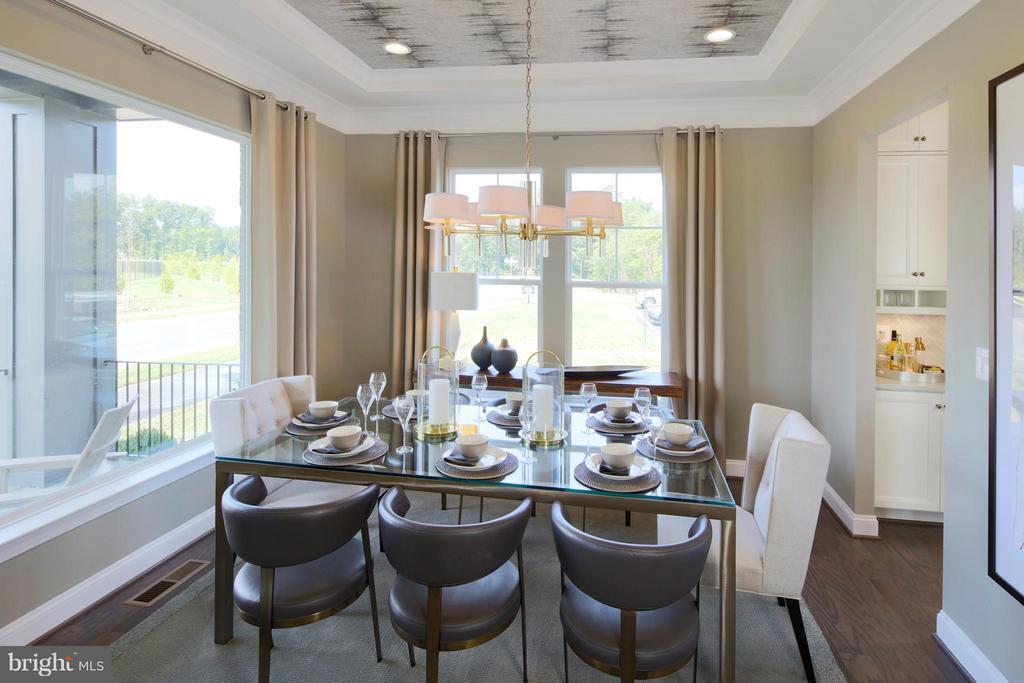 Dining Room - 42034 GUARDFISH WAY, ASHBURN