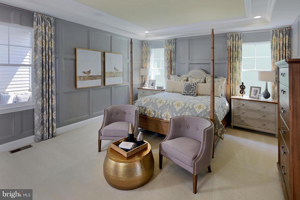 Bedroom (Master) - 42034 GUARDFISH WAY, ASHBURN