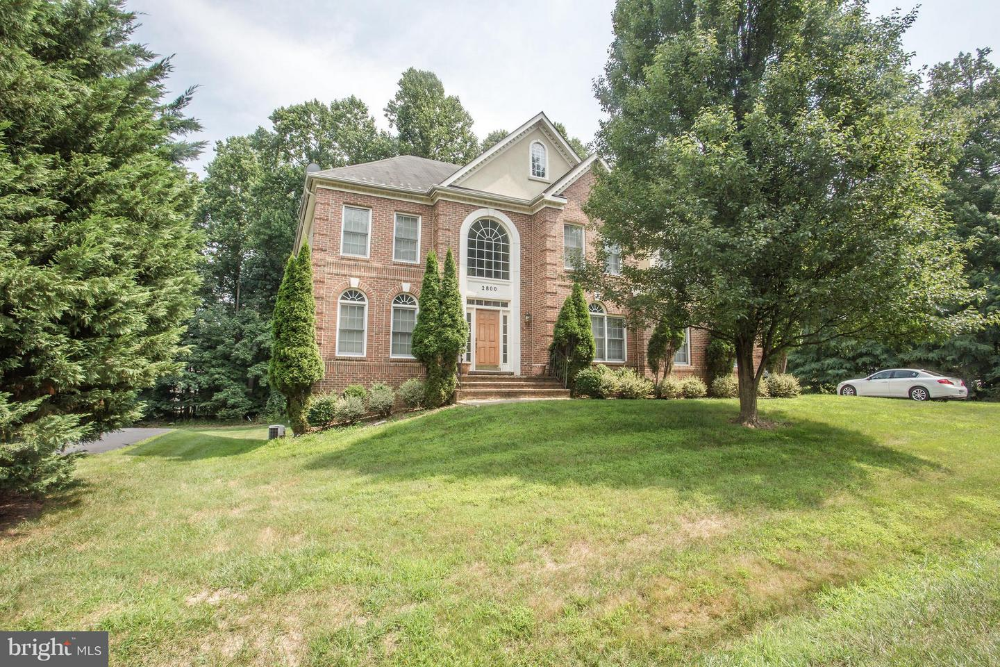 Single Family for Sale at 2800 Gold Mine Rd Brookeville, Maryland 20833 United States