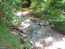 SMALL STREAM OUTBACK FOR THE WILDLIFE TO SIP - 7814 ROCKY SPRINGS RD, FREDERICK