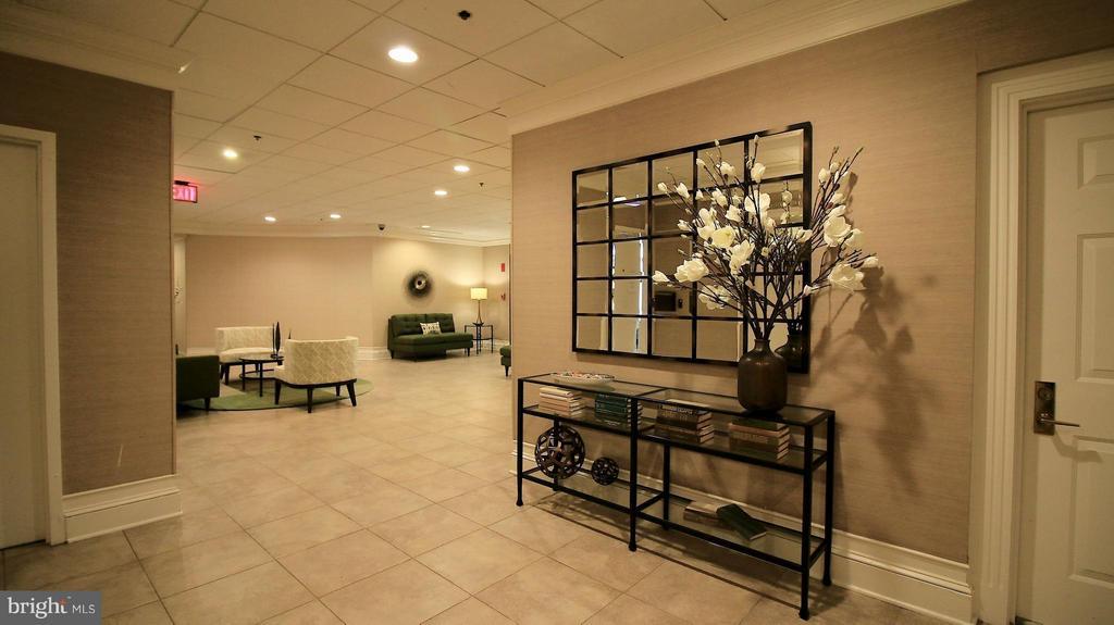 Lobby - 1029N STUART ST N #712, ARLINGTON