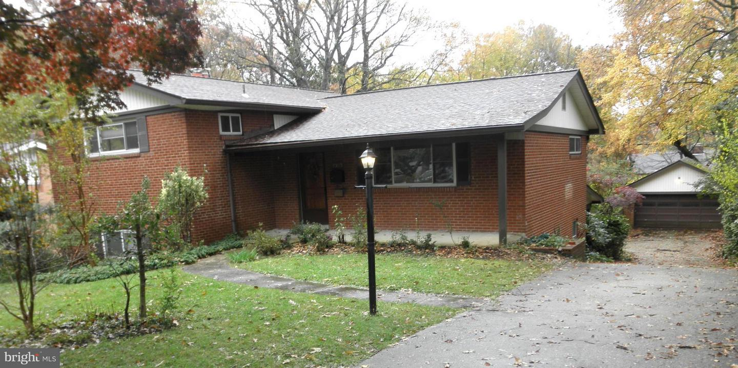 Single Family for Sale at 7303 Baylor Ave College Park, Maryland 20740 United States